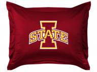 Iowa State Cyclones NCAA Jersey Pillow Sham
