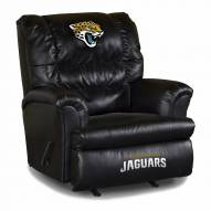 Jacksonville Jaguars Big Daddy Leather Recliner