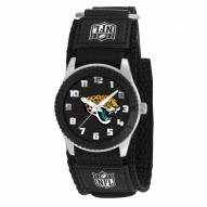 Jacksonville Jaguars Black Rookie Kids Watch