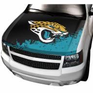 Jacksonville Jaguars Car Hood Cover