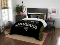Jacksonville Jaguars Draft Full/Queen Comforter Set