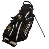 Jacksonville Jaguars Fairway Golf Carry Bag