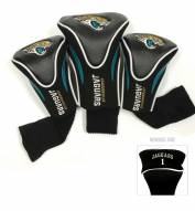Jacksonville Jaguars Golf Headcovers - 3 Pack