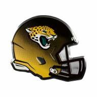 Jacksonville Jaguars Helmet Car Emblem