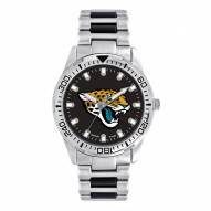 Jacksonville Jaguars Men's Heavy Hitter Watch