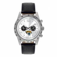 Jacksonville Jaguars Men's Letterman Watch