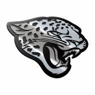 Jacksonville Jaguars Metal Car Emblem