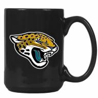 Jacksonville Jaguars NFL 2-Piece Ceramic Coffee Mug Set