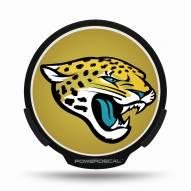 Jacksonville Jaguars NFL Light Up Power Decal