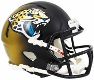 Jacksonville Jaguars NFL Riddell Speed Mini Replica Football Helmet