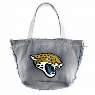 Jacksonville Jaguars NFL Vintage Tote Bag