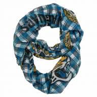 Jacksonville Jaguars Plaid Sheer Infinity Scarf