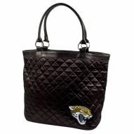 Jacksonville Jaguars Quilted Tote Bag
