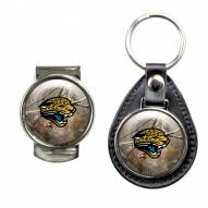 Jacksonville Jaguars RealTree Key Chain & Money Clip