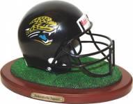 Jacksonville Jaguars Replica Football Helmet Figurine
