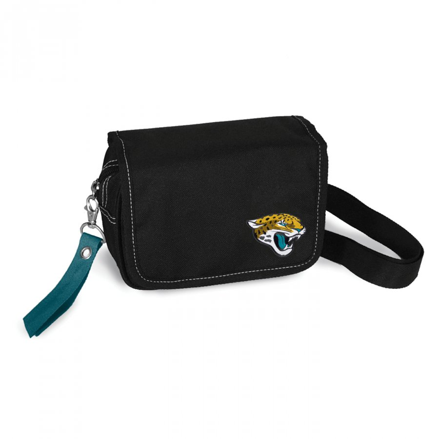 Jacksonville Jaguars Ribbon Waist Pack Purse