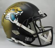 Jacksonville Jaguars Riddell Speed Replica Football Helmet