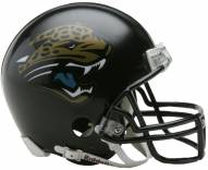 Jacksonville Jaguars Riddell VSR4 Mini Throwback 95-12 Football Helmet