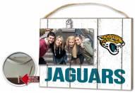 Jacksonville Jaguars Weathered Logo Photo Frame
