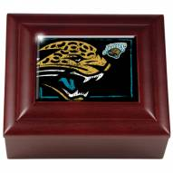 Jacksonville Jaguars Wood Keepsake Box
