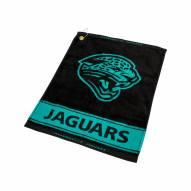 Jacksonville Jaguars Woven Golf Towel