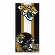 Jacksonville Jaguars Zone Read Beach Towel