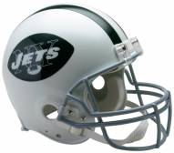 Riddell New York Jets 1965-73 Authentic Throwback NFL Football Helmet - Full Size