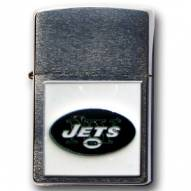 New York Jets Large Emblem NFL Zippo Lighter
