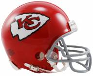 Kansas City Chiefs 63-73 Riddell VSR4 Mini Replica Football Helmet