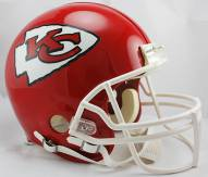 Kansas City Chiefs 74-11 Riddell VSR4 Authentic Full Size Football Helmet