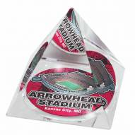 Kansas City Chiefs Arrowhead Stadium Crystal Pyramid