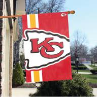 Kansas City Chiefs Bold Logo Banner
