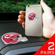 Kansas City Chiefs Cell Phone Grips - 2 Pack