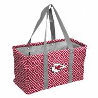 Kansas City Chiefs Double Diamond Picnic Caddy