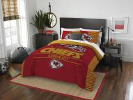Kansas City Chiefs Draft Full/Queen Comforter Set