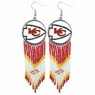 Kansas City Chiefs Dreamcatcher Earrings