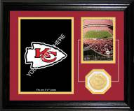 "Kansas City Chiefs ""Fan Memories"" Desktop Photo"