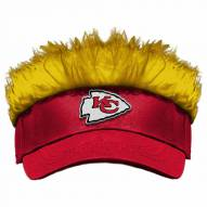 Kansas City Chiefs Flair Hair Visor