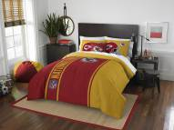 Kansas City Chiefs Full Comforter & Sham Set
