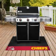 Kansas City Chiefs Grill Mat