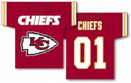 Kansas City Chiefs Jersey Banner