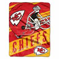 Kansas City Chiefs Livin' Large Blanket