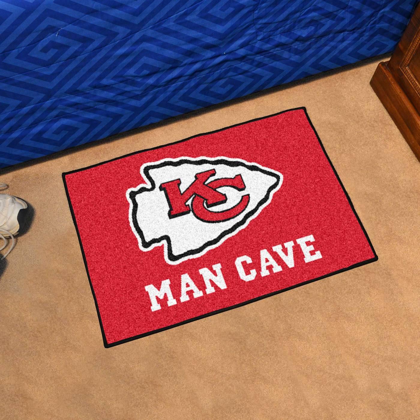 Man Cave Store Main Belton Mo : Kansas city chiefs man cave starter mat