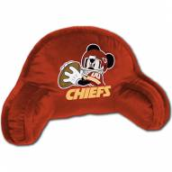 Kansas City Chiefs Mickey Mouse Bed Rest Pillow