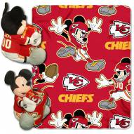 Kansas City Chiefs Mickey Mouse Hugger