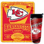 Kansas City Chiefs Mug & Snug Gift Set