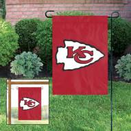 Kansas City Chiefs NFL Garden Flag