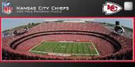 Kansas City Chiefs Panoramic Stadium Puzzle