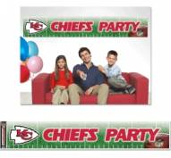 Kansas City Chiefs Party Banner