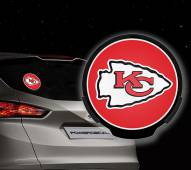 Kansas City Chiefs Light Up Power Decal